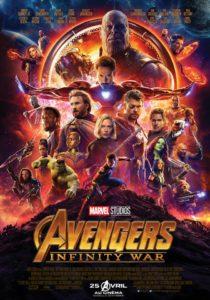 Avengers : Infinity War @ Cinéma de Matour