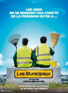 Cinéma - Les Municipaux, ces héros @ Cinéma de Matour