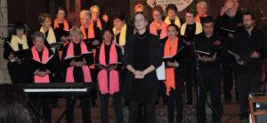 Matour de chant : concert de la Fête des Mères @ Eglise de Trivy