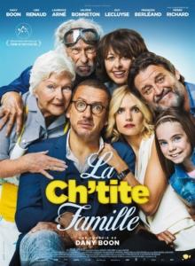 Cinéma : La Ch'tite famille @ Cinéma de Matour