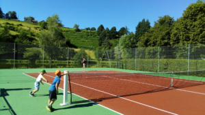 Tournoi de tennis jeunes