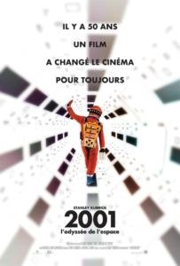 Cinéma : 2001 : l'odyssée de l'espace VO @ Cinéma de Matour