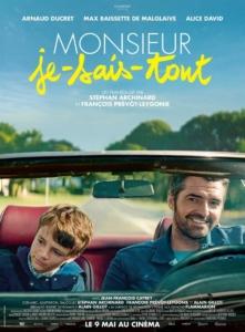 Cinéma : Monsieur Je-sais-tout @ Cinéma de Matour