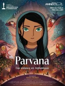 Cinéma : Parvana @ Cinéma de Matour