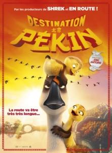 Cinéma : Destination Pékin ! @ Cinéma de Matour