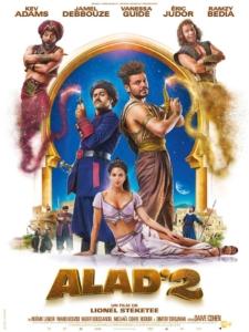 Cinéma : Alad'2 @ Cinéma de Matour