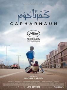 Cinéma : Capharnaüm VO @ Cinéma de Matour