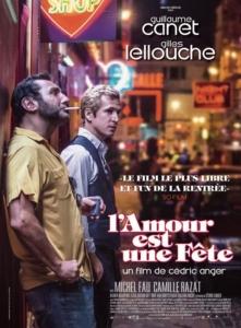 Cinéma : L'Amour est une fête @ Cinéma de Matour