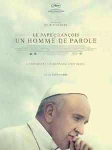 Cinéma : Le Pape François - Un homme de parole @ Cinéma de Matour