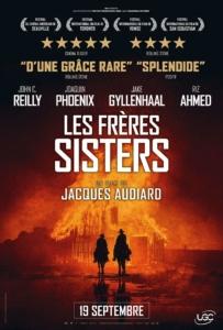 Cinéma : Les Frères Sisters @ Cinéma de Matour