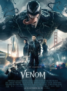 Cinéma : Venom @ Cinéma de Matour