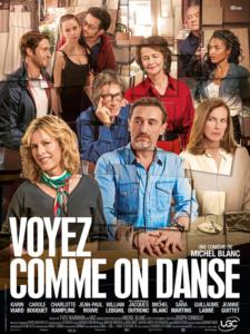 Cinéma : Voyez comme on danse @ Cinéma de Matour