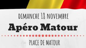 Apéro Matour @ Place du village