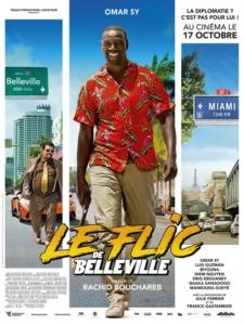 Cinéma : Le Flic de Belleville @ Cinéma de Matour