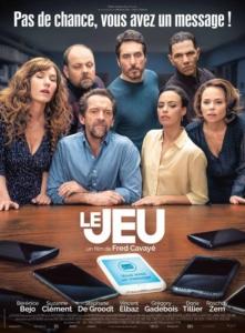 Cinéma : Le Jeu @ Cinéma de Matour