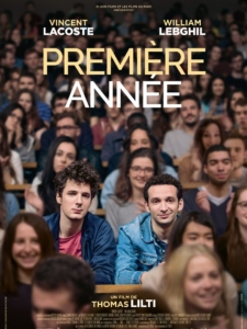 Cinéma : Première année @ Cinéma de Matour