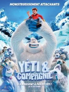 Cinéma : Yéti et compagnie @ Cinéma de Matour