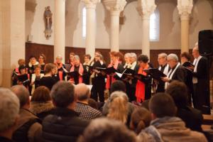 Concert Matour de chant @ Eglise de Matour