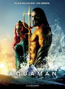 Cinéma : Aquaman @ Cinéma de Matour