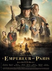 Cinéma : L'Empereur de Paris @ Cinéma de Matour