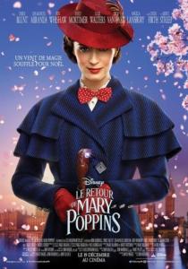 Cinéma : Le Retour de Mary Poppins @ Cinéma de Matour