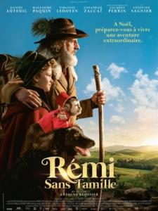 Cinéma :  Rémi sans famille @ Cinéma de Matour