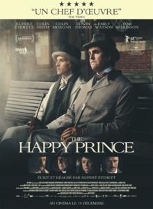 Cinéma : The Happy Prince VO @ Cinéma de Matour