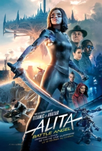 Cinéma : Alita : Battle Angel @ Cinéma de Matour