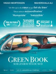 Cinéma Green Book : Sur les routes du sud @ Cinéma de Matour