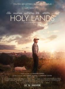 Cinéma : Holy Lands @ Cinéma de Matour | Matour | Bourgogne-Franche-Comté | France