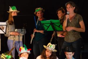 École de Musique : flûte et chant @ École de musique