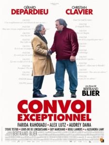 Cinéma : Convoi exceptionnel @ Cinéma de Matour