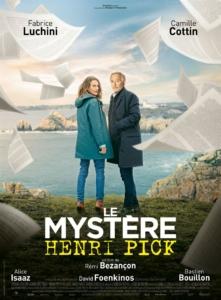 Cinéma : Le Mystère Henri Pick @ Cinéma de Matour