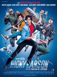 Cinéma :  Nicky Larson et le parfum de Cupidon @ Cinéma de Matour