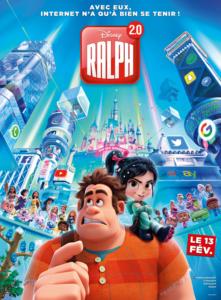 Cinéma : Ralph 2.0 @ Cinéma de Matour
