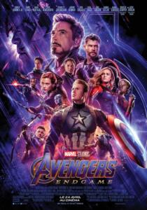 Cinéma : Avengers : Endgame @ Cinéma de Matour