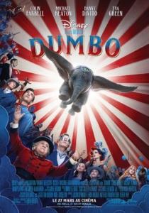 Cinéma : Dumbo @ Cinéma de Matour