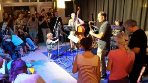 Jazz Campus en Clunisois : Jam sessions @ Pavillon