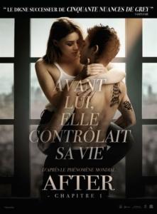 Cinéma : After - Chapitre 1 @ Cinéma de Matour