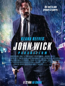 Cinéma : John Wick Parabellum @ Cinéma de Matour