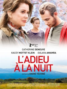 Cinéma : L'Adieu à la nuit @ Cinéma de Matour