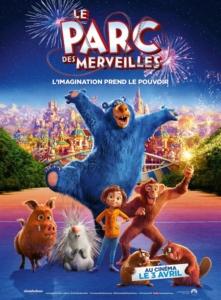 Cinéma : Le Parc des merveilles @ Cinéma de Matour