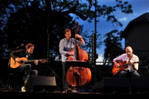 Concert au camping : Swing nomade @ Camping de Matour