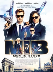 Cinéma : Men in Black : International @ Cinéma de Matour