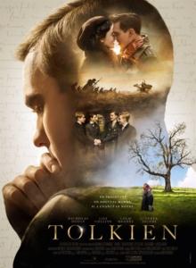 Cinéma : Tolkien @ Cinéma de Matour