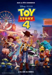 Cinéma : Toy Story 4 @ Cinéma de Matour