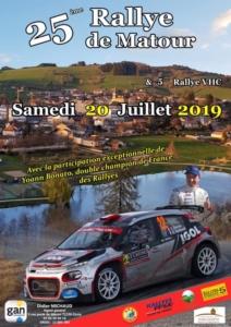 Rallye de Matour