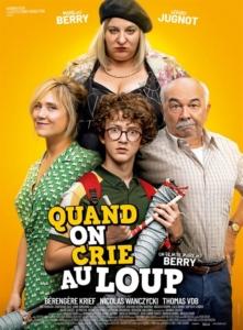 Cinéma : Quand on crie au loup @ Cinéma de Matour