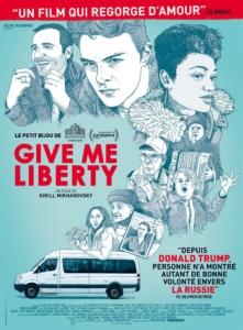 Cinéma : Give Me Liberty VO @ Cinéma de Matour