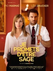 Cinéma : Je promets d'être sage @ Cinéma de Matour